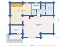 Дом под ключ №3